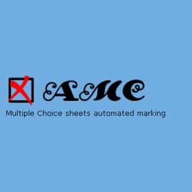 Auto Multiple Choice