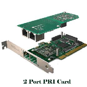 Sangoma – 2 port PRI