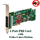 Sangoma – 4 Port PRI Echo