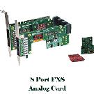 Sangoma 8 Port FXS